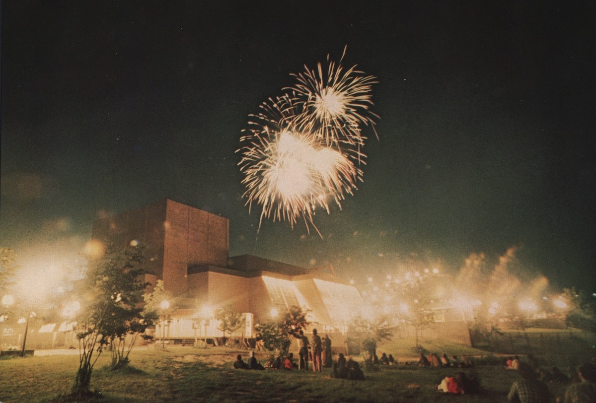 Artpark will celebrate 40 years with a re-creation of its opening night concert.