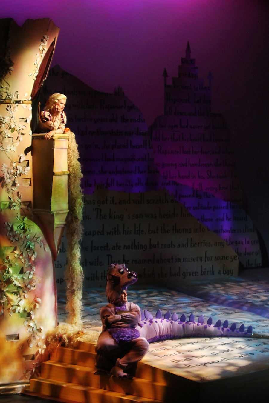 """Rapunzel! Rapunzel! A Very Hairy Fairy Tale"" will be presented as Artpark"