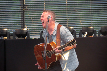 The Barenaked Ladies performed this past summer at Artpark in Lewiston.