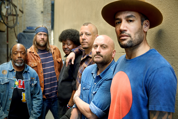 Ben Harper & The Innocent Criminals (Photo by Danny Clinch)