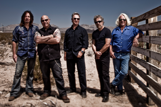 Creedence Clearwater Revisited (Photo by Jeff Dow; click to enlarge)