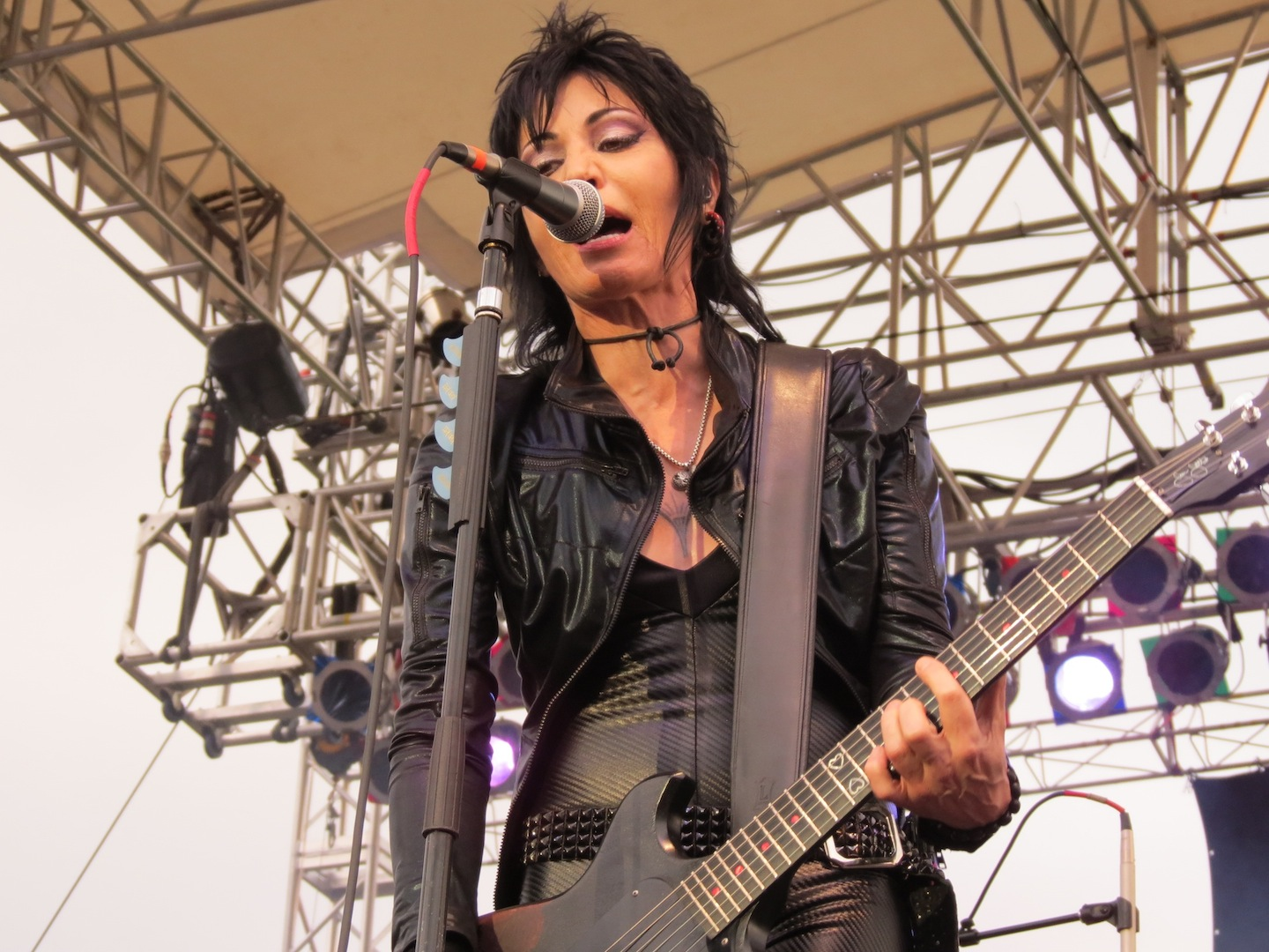 Joan Jett at Artpark