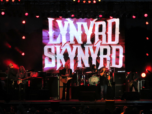 Lynyrd Skynyrd at Artpark. (File photo)