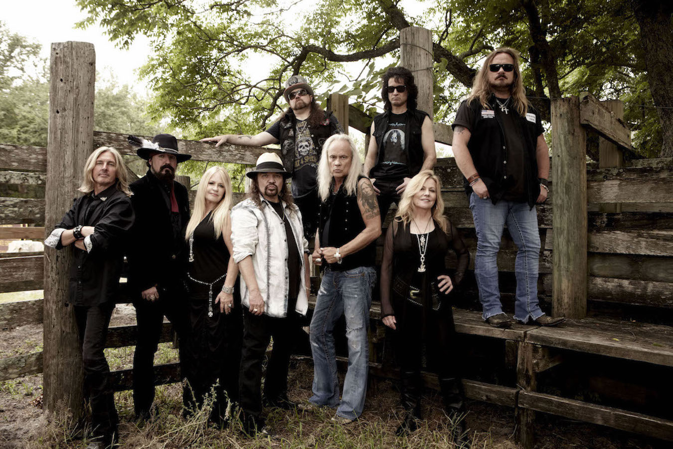 Lynyrd Skynyrd performs Tuesday at Artpark in Lewiston. The show begins at 6:30 p.m. Click for a larger image.