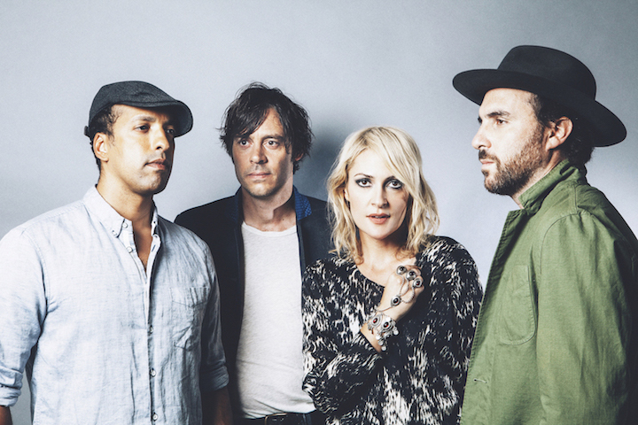 Metric (Photo by Alysse Gafkjen)