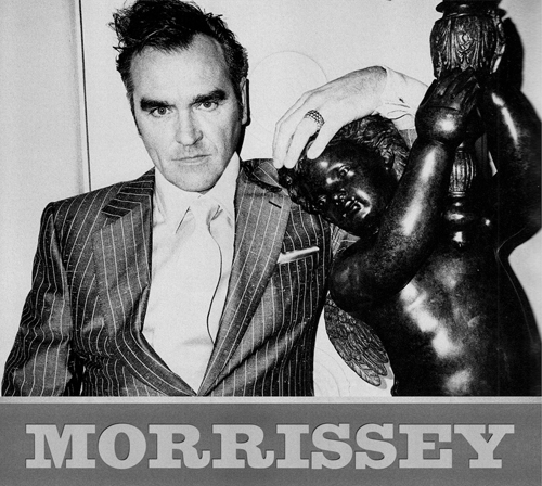 Morrissey (contributed photo)