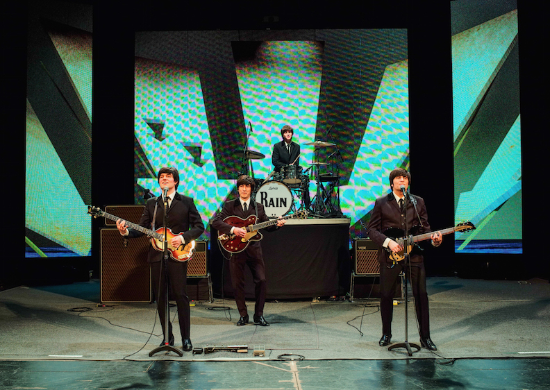 RAIN - A Tribute to The Beatles (Photos ©RichardLovrich)