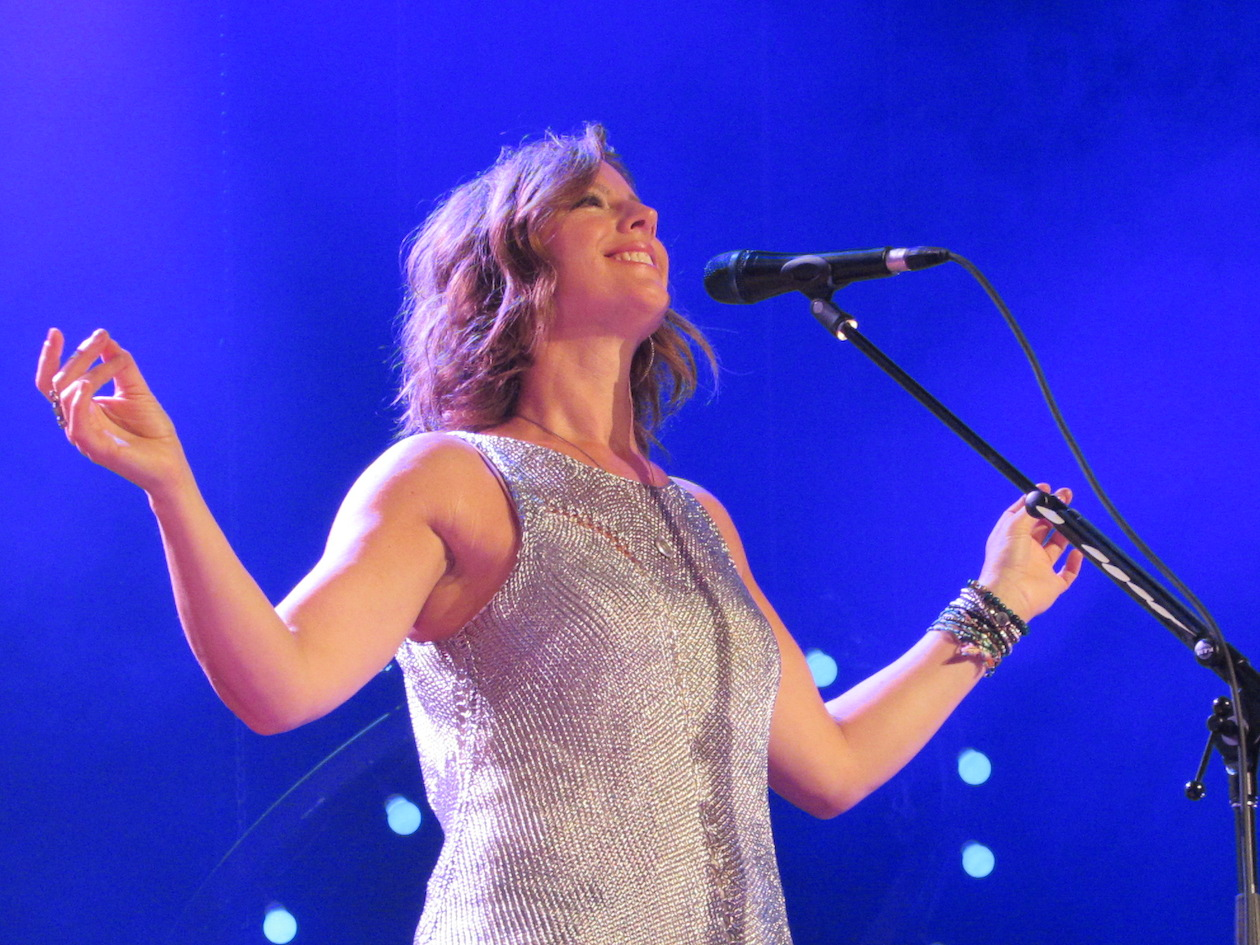 Sarah McLachlan performs at Artpark in Lewiston.