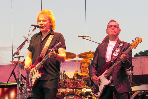 Styx performs at Artpark in Lewiston. (Photos by Joshua Maloni)