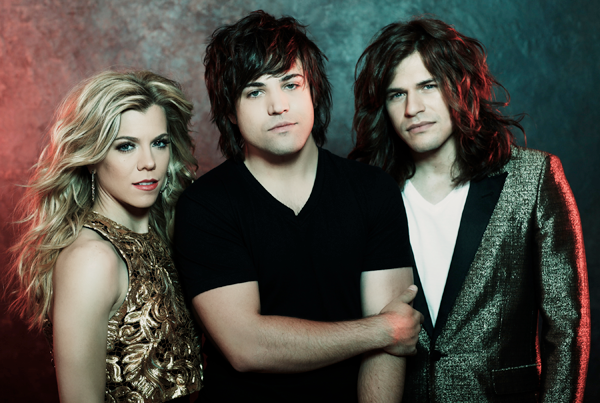 The Band Perry (Photo by Kristin Barlowe)