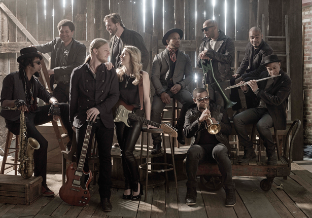 Tedeschi Trucks Band (Photo by Mark Seliger; click it for a larger view)