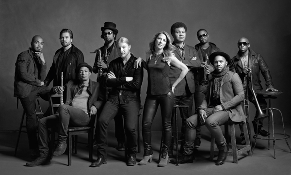 Tedeschi Trucks Band (Photo by Mark Seliger)