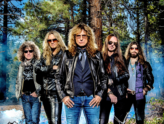 Whitesnake (© photo by Ash Newell)