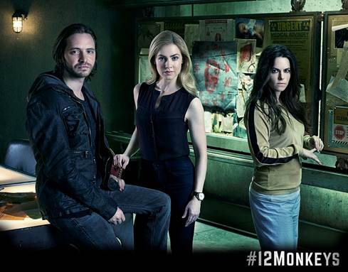 `12 Monkeys` (Syfy photo by Gavin Bond)