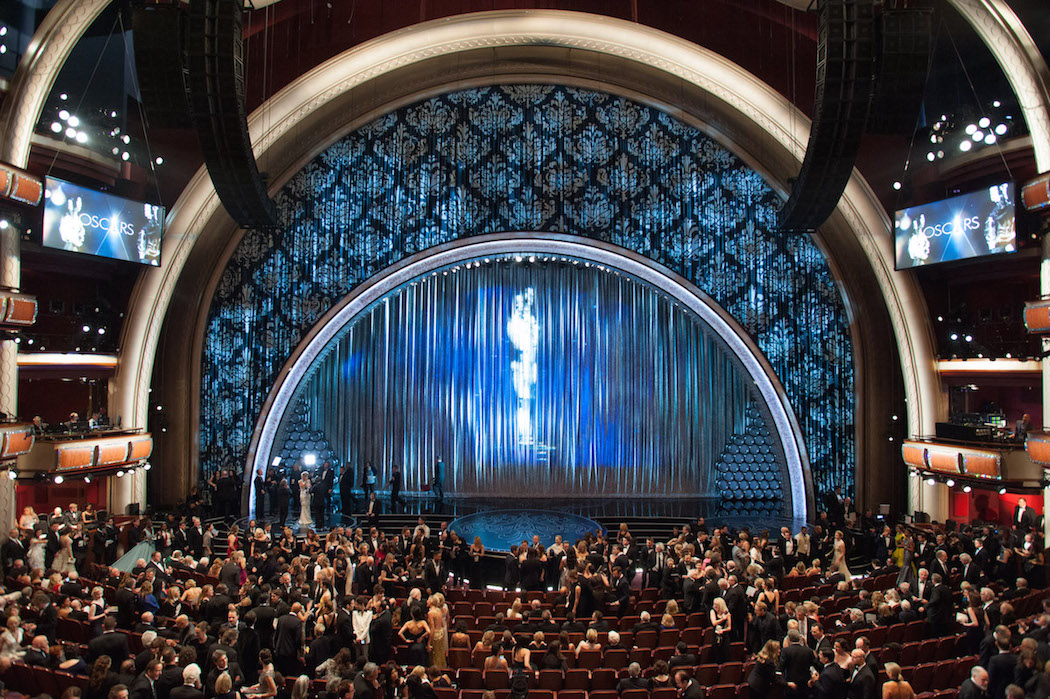 The 86th Oscars at the Dolby Theatre. (photo by Aaron Poole/©A.M.P.A.S.)
