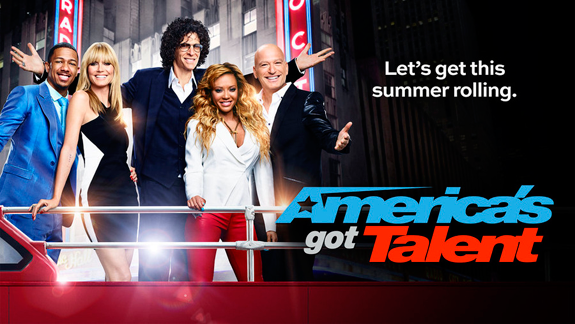 `America's Got Talent` (NBC photo)