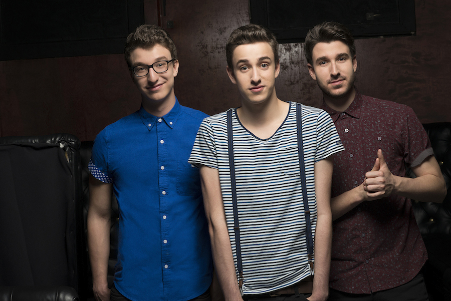 AJR (photo by Pamela Littky)