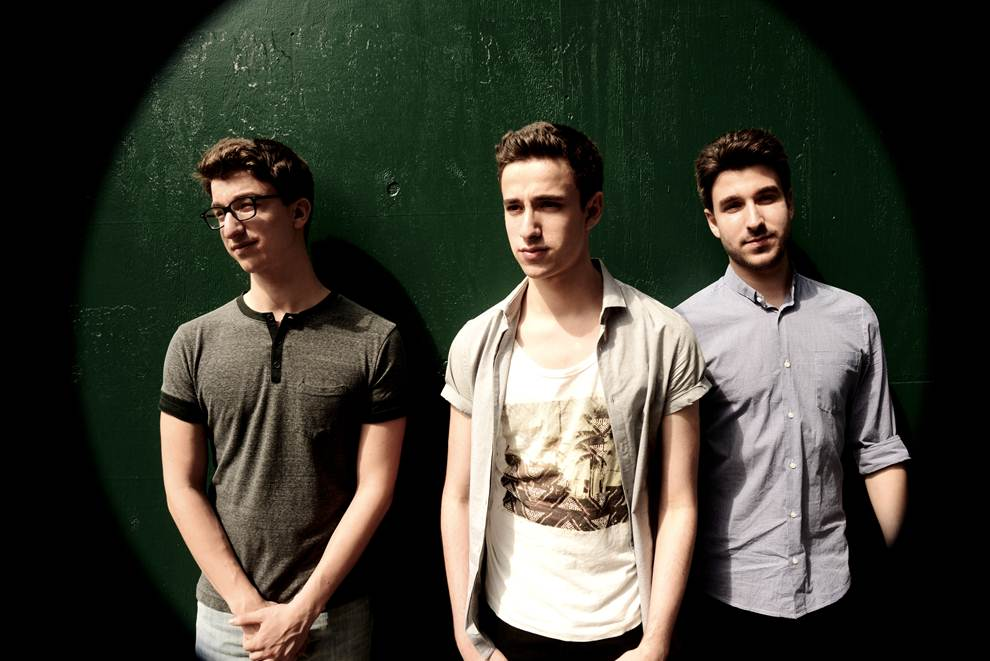 AJR (photo by Shervin Lainez)