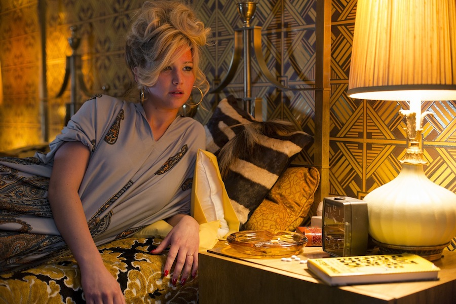 Jennifer Lawrence in `American Hustle.` (photo courtesy of Sony Pictures Releasing/Francois Duhamel)