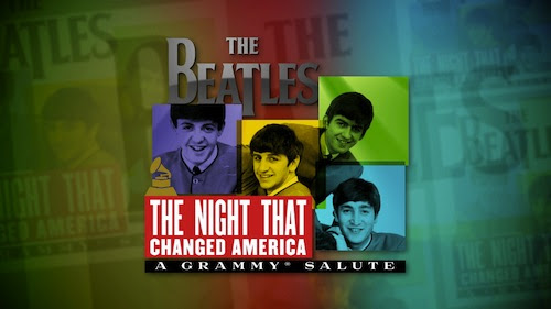 `The Beatles: The Night That Changed America - A Grammy Salute` (CBS photo)