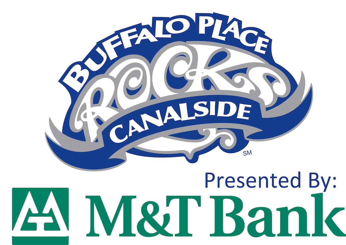`Buffalo Place Rocks` Canalside Concert Series
