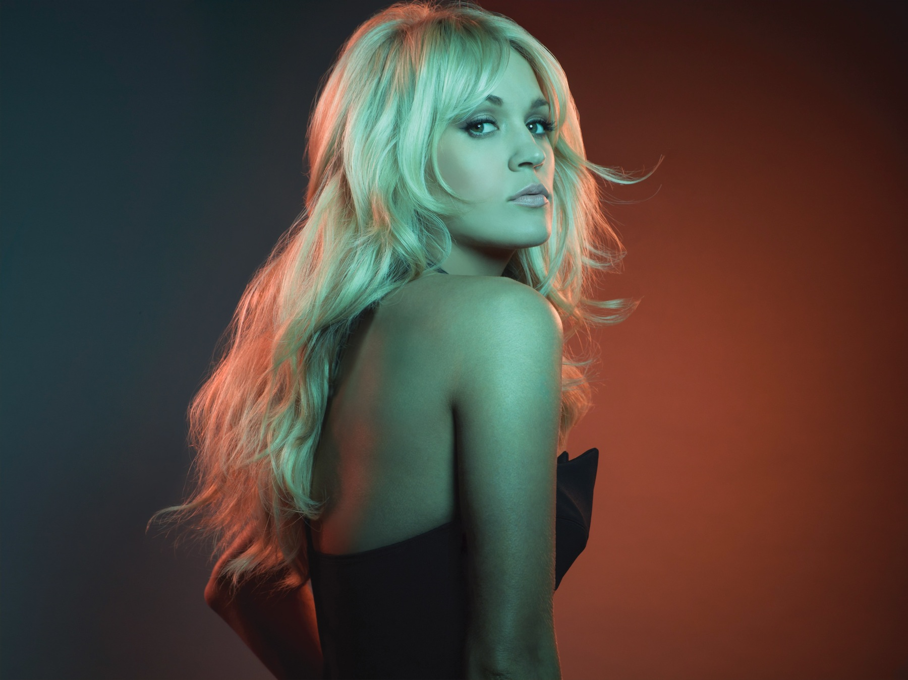Carrie Underwood is the new voice of `Sunday Night Football's` opening theme, `Waiting All Day for Sunday Night.` (photo by A James White)
