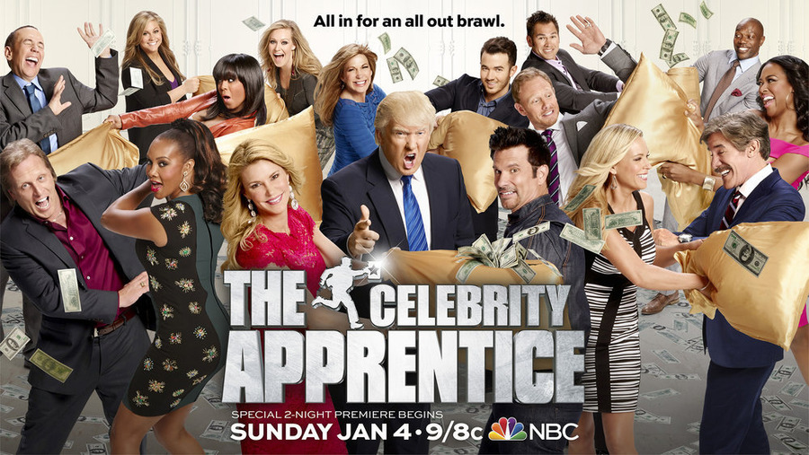 """The Celebrity Apprentice"" debuts Jan. 4 at 9 p.m. before moving to Mondays at 8 p.m. on NBC. (NBCUniversal image)"