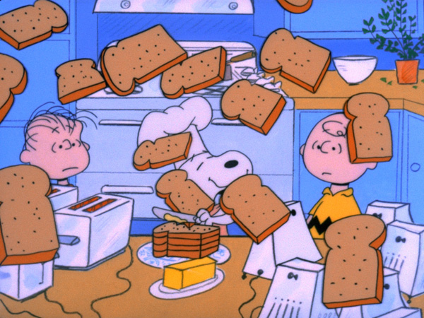 `A Charlie Brown Thanksgiving` airs at 8 p.m. Wednesday, Nov. 26, on the ABC Television Network. (photo ©1973 United Feature Syndicate Inc.)