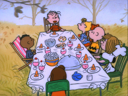 `A Charlie Brown Thanksgiving` (ABC photo ©1973 United Feature Syndicate Inc.)