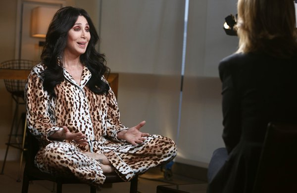 Cher appeared on NBC News' `Today` show in July. She will perform next year in Buffalo. The Emmy Award-winning `Today` airs weekdays at 7 a.m. on NBC and is anchored by Matt Lauer, Savannah Guthrie, Al Roker and Natalie Morales.  (NBC photo by Peter Kramer)
