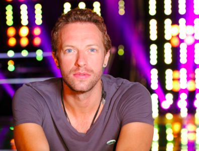 Chris Martin (NBC photo)