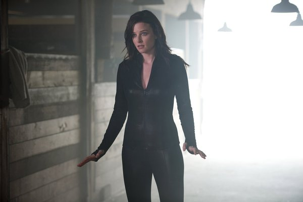 `Continuum`: Rachel Nichols stars as Kiera Cameron. (Syfy photo)