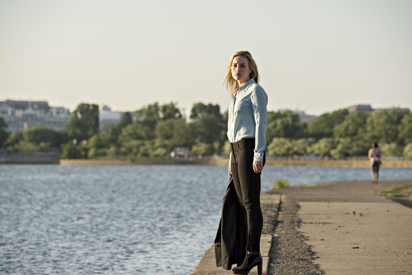 `Covert Affairs`: Piper Perabo as Annie Walker. (USA Network photo by David Giesbrecht)