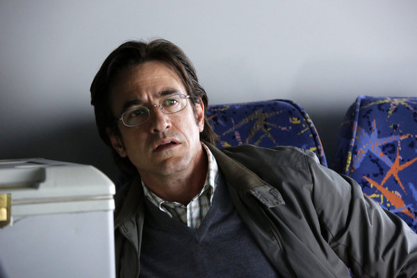 `Crisis`: Dermot Mulroney stars as Thomas Gibson. (NBC photo by Vivian Zink)