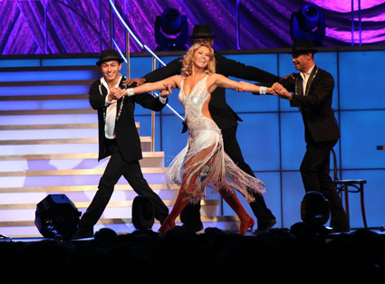 """Dancing with the Stars: Live!"" tour"