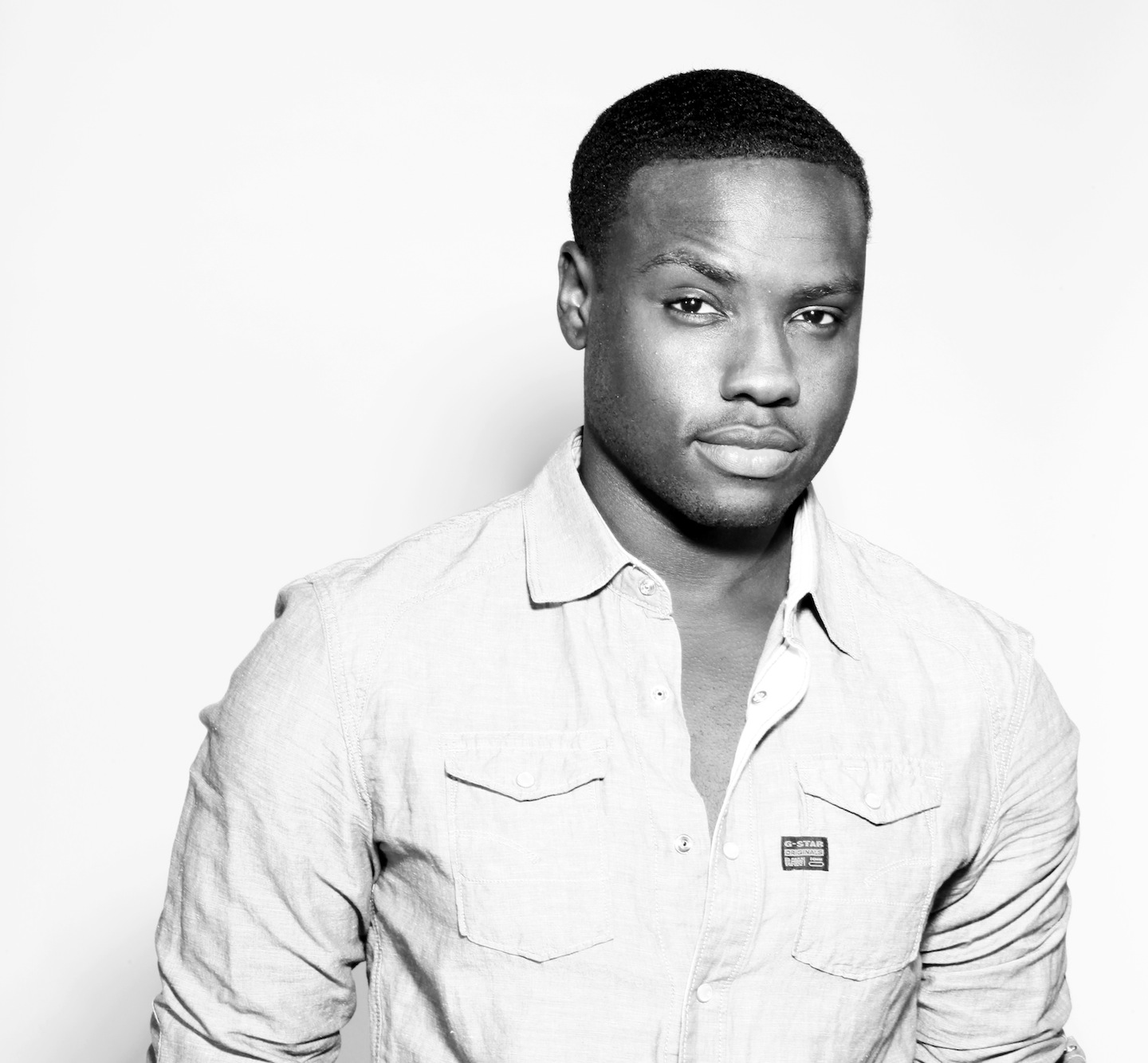 Actor Dayo Okeniyi (photo by Mark Oberlin)