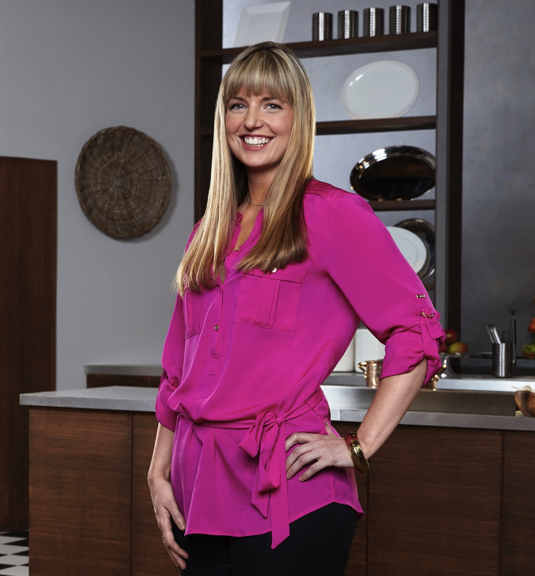 Damaris Phillips (Food Network photo)