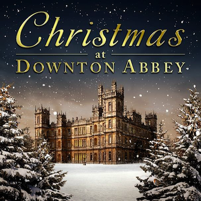 `Christmas at Downton Abbey` (photo submitted with release)