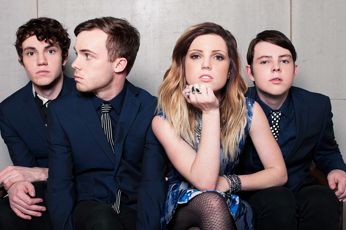 Echosmith (photo by Jonathan Weiner)