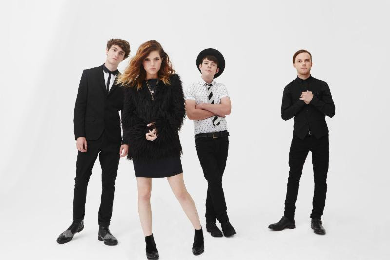 Echosmith (submitted photo)