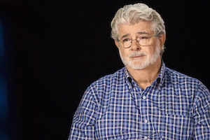 George Lucas (photo submitted with release)