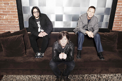 The Goo Goo Dolls (photo by Asia Geiger)