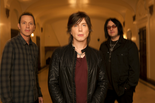 The Goo Goo Dolls (photo by Chapman Baehler)