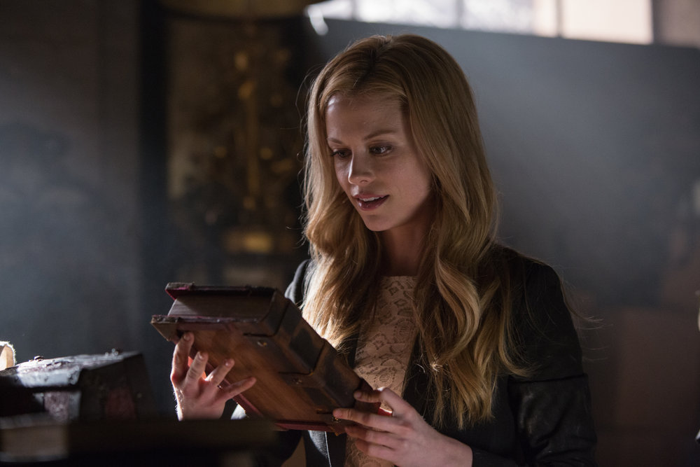`Grimm`: Claire Coffee stars as Adalind Schade. (NBC photo by Scott Green)