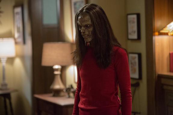 ... And Bitsie Tulloch as Hexenbiest Juliette Silverton. (NBC photos by Scott Green)