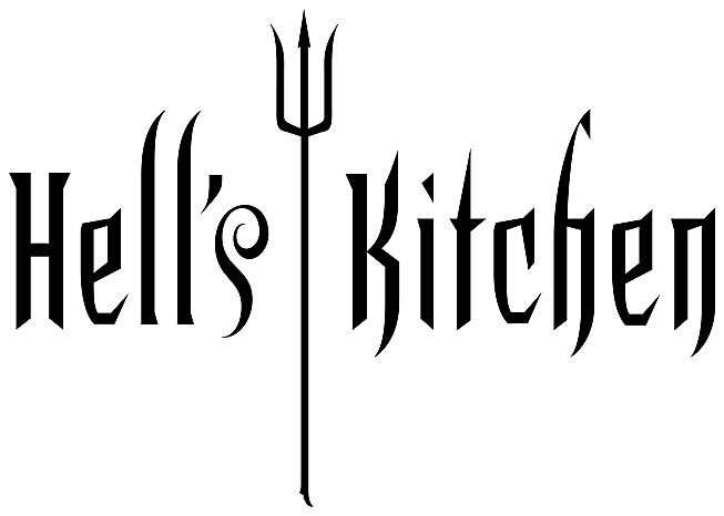 `Hell's Kitchen` (FOX logo)