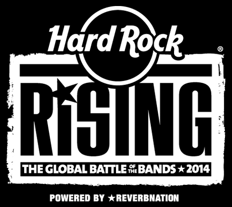 `Hard Rock Rising` 2014. (submitted logo)