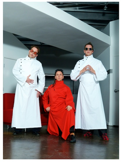Information Society (photo by Wil Foster)