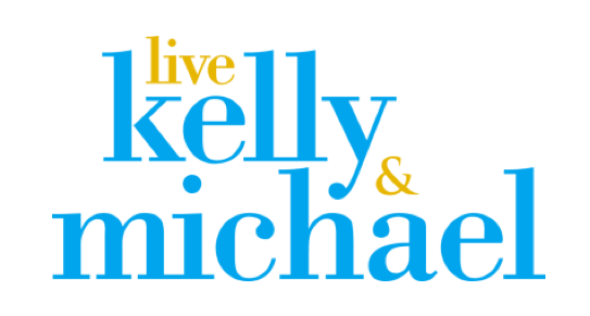 `LIVE with Kelly and Michael` (ABC logo)