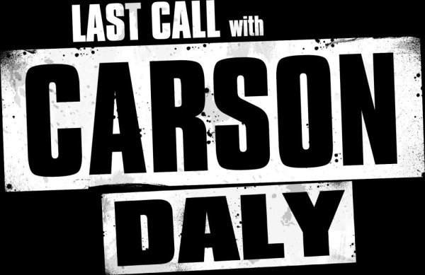 `Last Call with Carson Daly` (NBC photo)